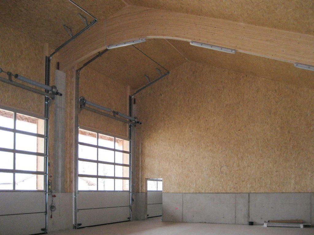 Bauhof Innenbereich